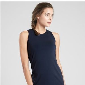 Authentic Athleta NEW tanks in navy and black!